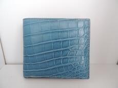 MASSIMO(マッシモ)の2つ折り財布