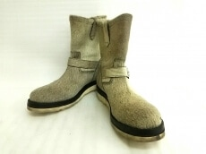 ISAMUKATAYAMA BACKLASH(イサムカタヤマ バックラッシュ)のブーツ