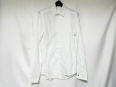 H&M×Martin Margiela(エイチアンドエム×マルタンマルジェラ)のシャツブラウス
