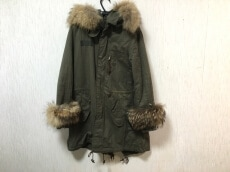 panaji(パナジ)のコート