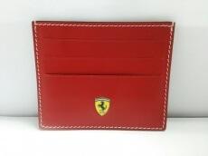 Ferrari(フェラーリ)のカードケース