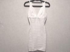 HERVE LEGER(エルベレジェ)のドレス