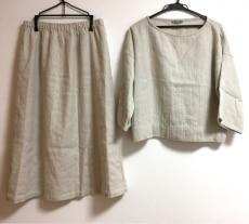 fog linen work(フォグリネンワーク)のスカートセットアップ