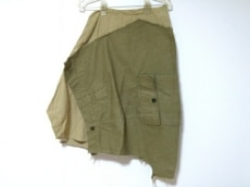 MARC LE BIHAN(マークルビアン)のスカート