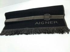 AIGNER(アイグナー)のマフラー