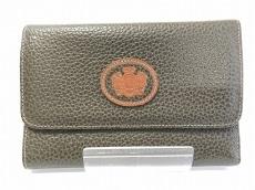 a.testoni(ア・テストーニ)の3つ折り財布