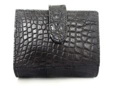 croix royal(クロワロワイヤル)の2つ折り財布