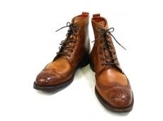 Allen Edmonds(アレンエドモンズ)のブーツ