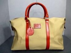 SOMES SADDLE(ソメスサドル)のボストンバッグ