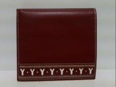 YvesSaintLaurent(イヴサンローラン)の2つ折り財布