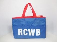 RCWB RODEOCROWNS WIDE BOWL(ロデオクラウンズ)のトートバッグ