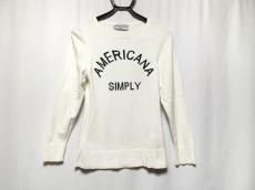 AMERICANA(アメリカーナ)のセーター