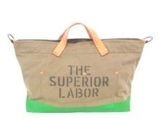SuperiorLabor(シュペリオールレイバー)のボストンバッグ