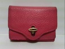 HASHIBAMI(ハシバミ)の3つ折り財布