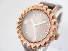 Q-pot.(キューポット)の腕時計