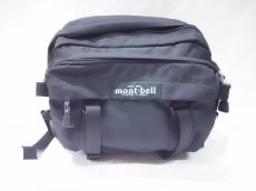 mont-bell(モンベル)のウエストポーチ