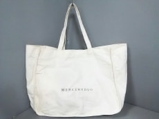 MERCURYDUO(マーキュリーデュオ)のトートバッグ