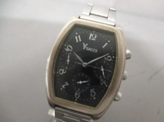 Y'SACCS(イザック)の腕時計