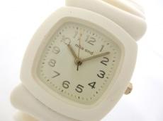 niko and...(ニコアンド)の腕時計