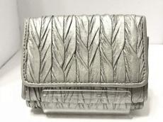 1metre carre(アンメートルキャレ)のWホック財布