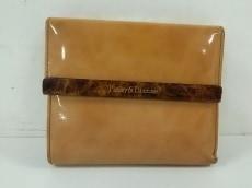 Pinky&Dianne(ピンキー&ダイアン)の3つ折り財布