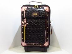 HbG(エイチビージー)のキャリーバッグ