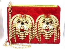 ahcahcum(アチャチュム)の2つ折り財布