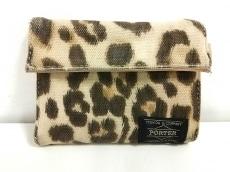 HEADPORTER(ヘッドポーター)の3つ折り財布