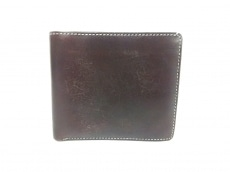BRITISH GREEN(ブリティッシュグリーン)の2つ折り財布