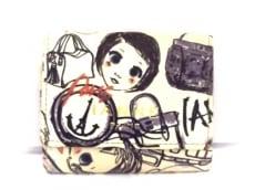 IANNE(イアンヌ)のWホック財布