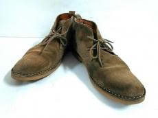 SHIPS JET BLUE(シップスジェットブルー)のブーツ