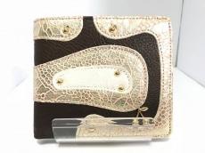 FRUTTI DI BOSCO(フルッティ ディ ボスコ)の2つ折り財布