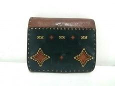 ojagadesign(オジャガデザイン)の2つ折り財布