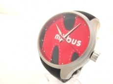 mobus(モーブス)の腕時計