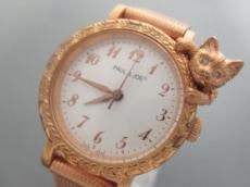Paul&Joe(ポール&ジョー)の腕時計