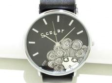 ScoLar(スカラー)の腕時計