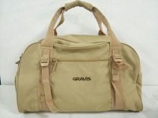 gravis(グラヴィス)のボストンバッグ