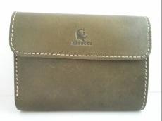 kissora(キソラ)の3つ折り財布