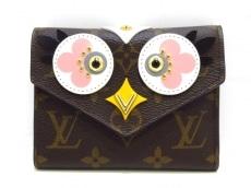 LOUIS VUITTON(ルイヴィトン)/ラブリーバード/3つ折り財布