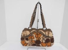 JAMIN PUECH(ジャマンピエッシェ)のショルダーバッグ