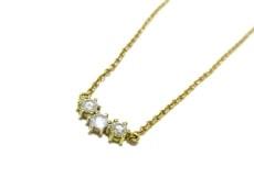 ahkah blanc(アーカーブラン)のネックレス