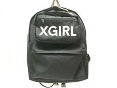X-GIRL(エックスガール)のリュックサック