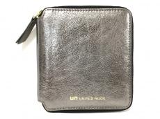 UNITEDNUDE(ユナイテッドヌード)の2つ折り財布