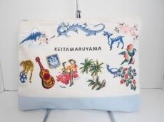 KEITA MARUYAMA(ケイタマルヤマ)のクラッチバッグ