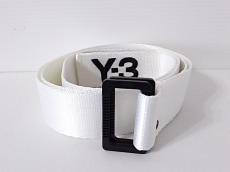Y-3(ワイスリー)のベルト