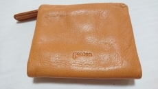 genten(ゲンテン)の2つ折り財布