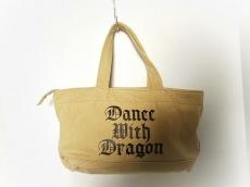 DANCE WITH DRAGON(ダンスウィズドラゴン)のハンドバッグ
