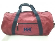 HELLY HANSEN(ヘリーハンセン)のボストンバッグ