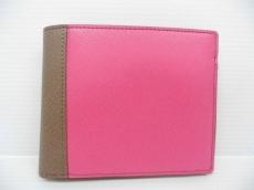 AccessoiresDeMademoiselle(ADMJ)(アクセソワ・ドゥ・マドモワゼル)の2つ折り財布