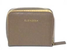 ELENDEEK(エレンディーク)の2つ折り財布